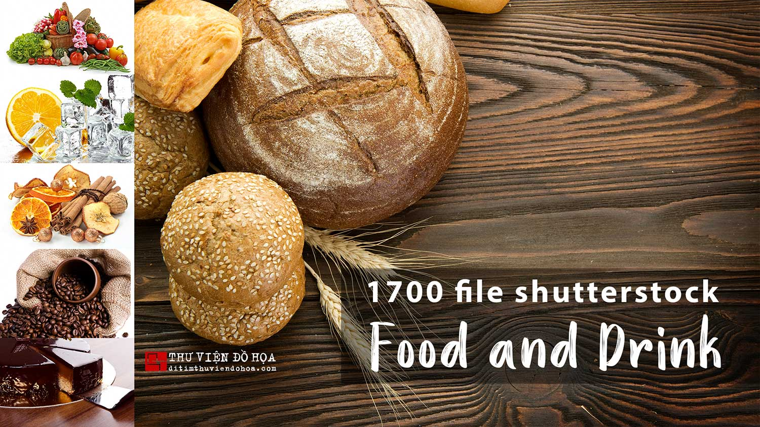[ Stock ] 1700 file shutterstock Food and Drink