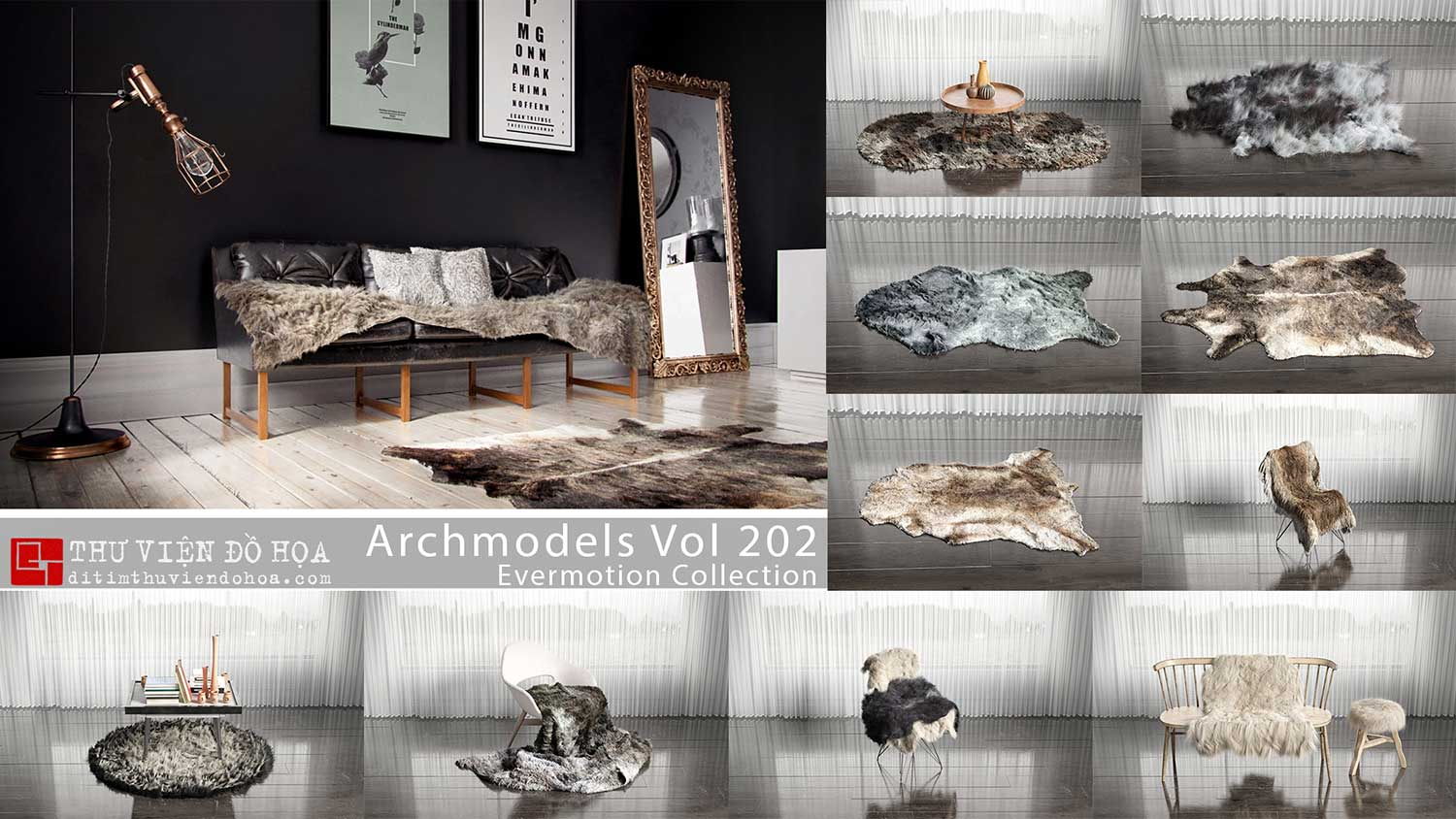 Evermotion Archmodels Vol 202