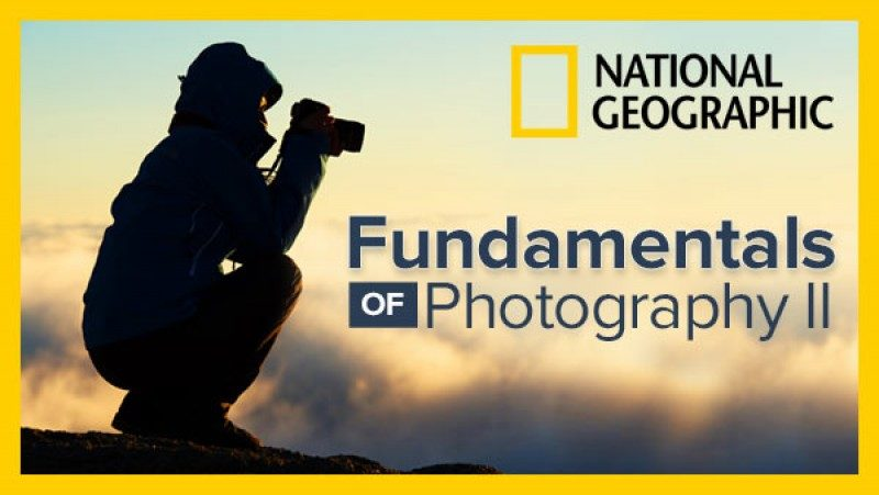 [ Tutorials ] Hướng dẫn Nhiếp Ảnh - The Great Courses - Fundamentals of Photography 2