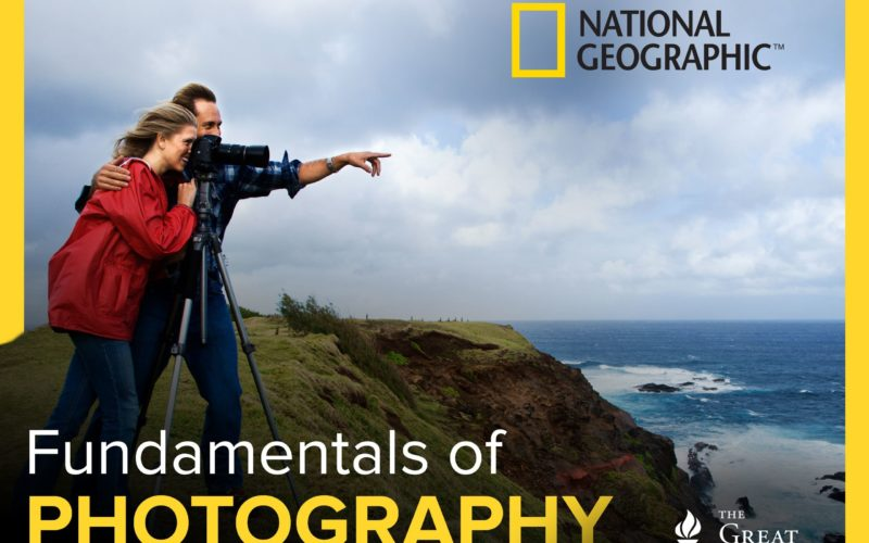 [ Tutorials ] Hướng dẫn Nhiếp Ảnh - The Great Courses - Fundamentals of Photography 1