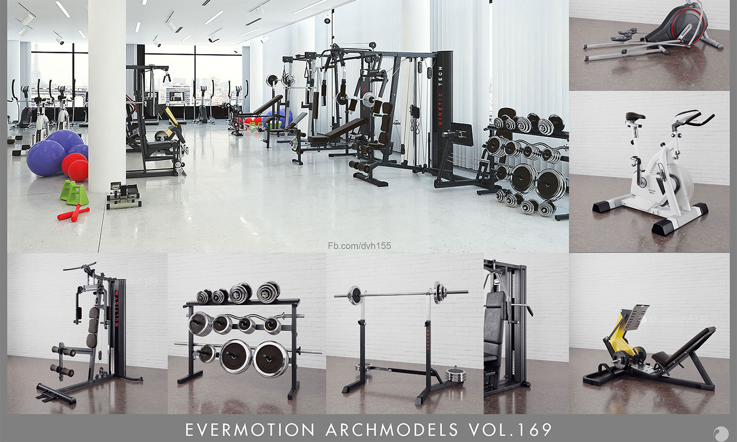 Evermotion Archmodels vol 169