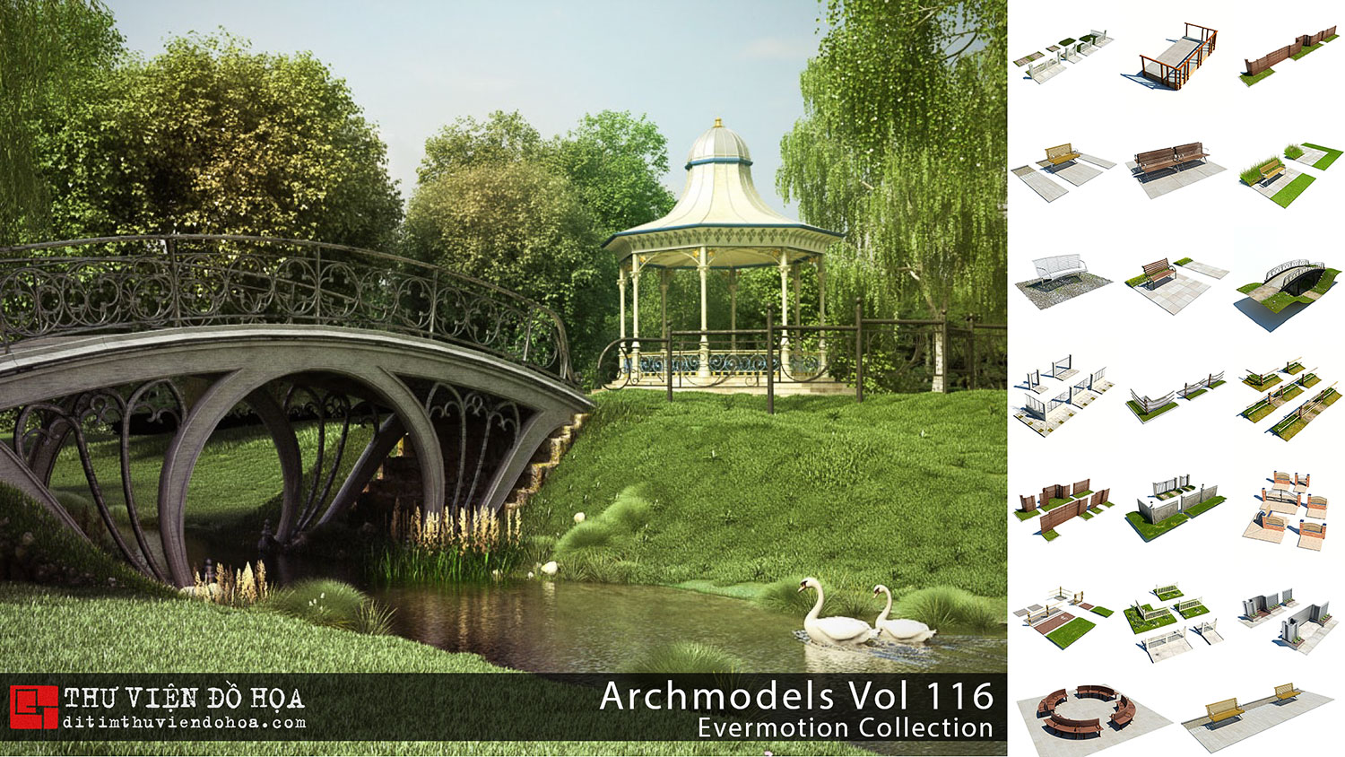 Evermotion Archmodels vol 116