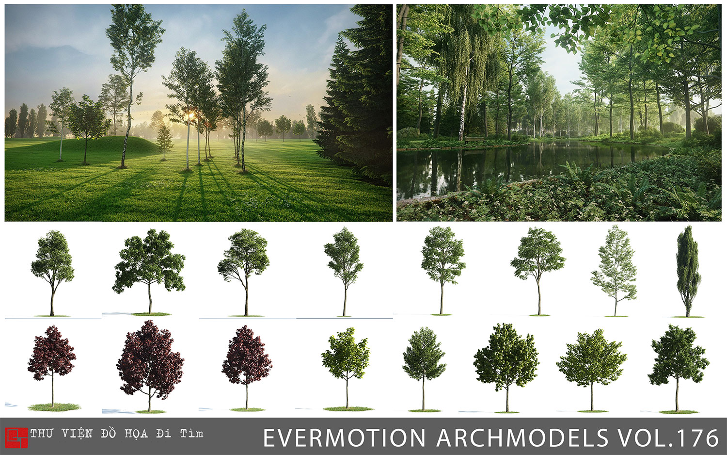 Evermotion Archmodels vol 176