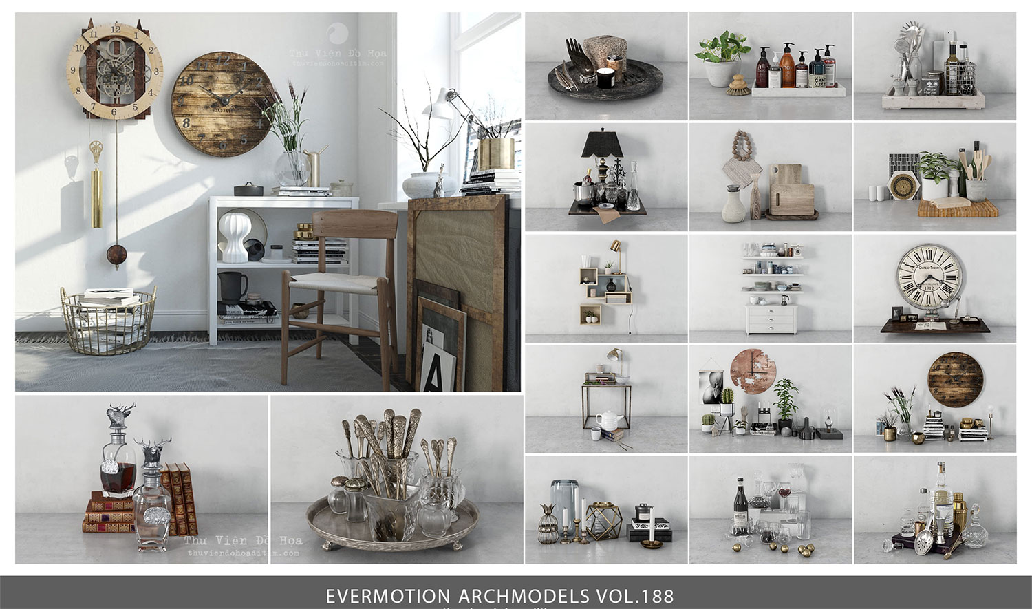 Evermotion Archmodels vol 188