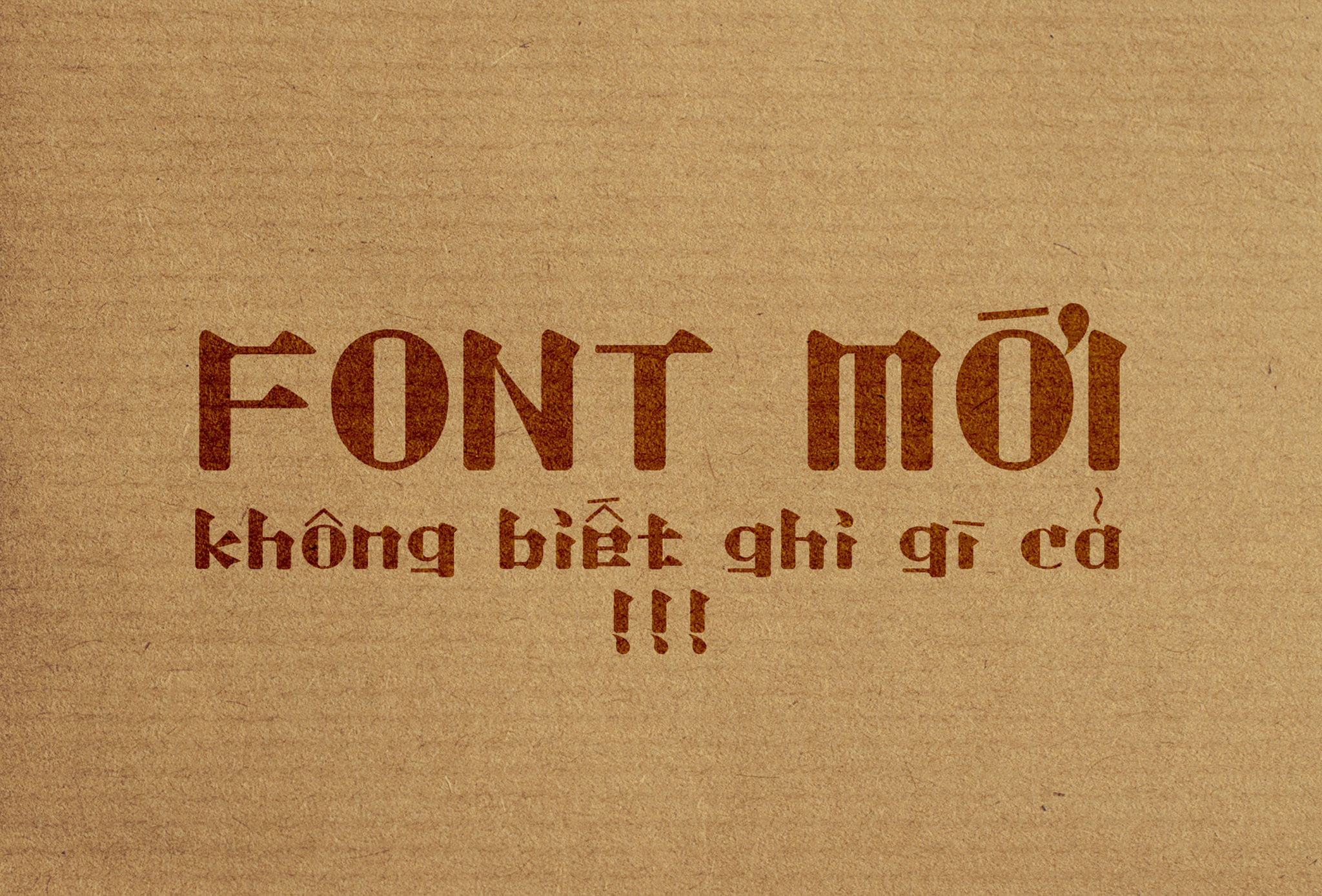 [ Việt Hóa ] Font LNTH – Lightmorning by BRIDGEco