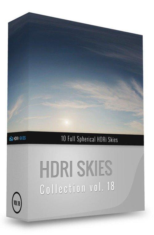 HDRI Skies Collection Vol 18
